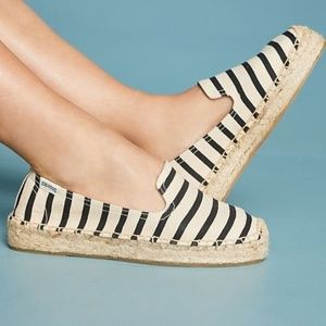 SOLUDOS CLASSIC STRIPED ESPADRILLES new